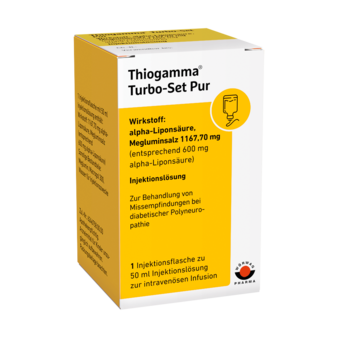 Thiogamma® Turbo-Set (Pur)